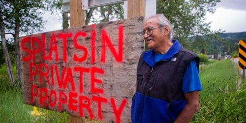 Private Property Splatsin