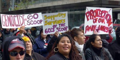 '60s Scoop Survivors Settlement Delayed