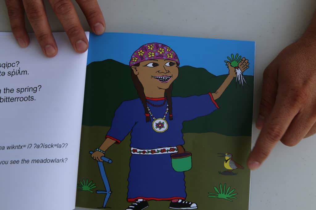 Levi Bent's children's book