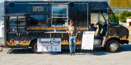 Indigenous Food Truck Vernon