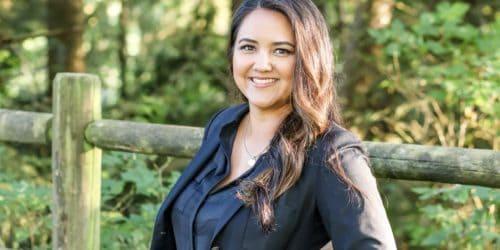 Brittany Bingham of UBC's maternal overdose study