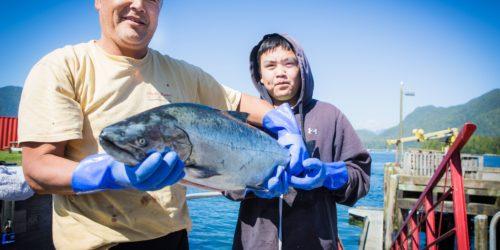 Nuu-chah-nulth nations